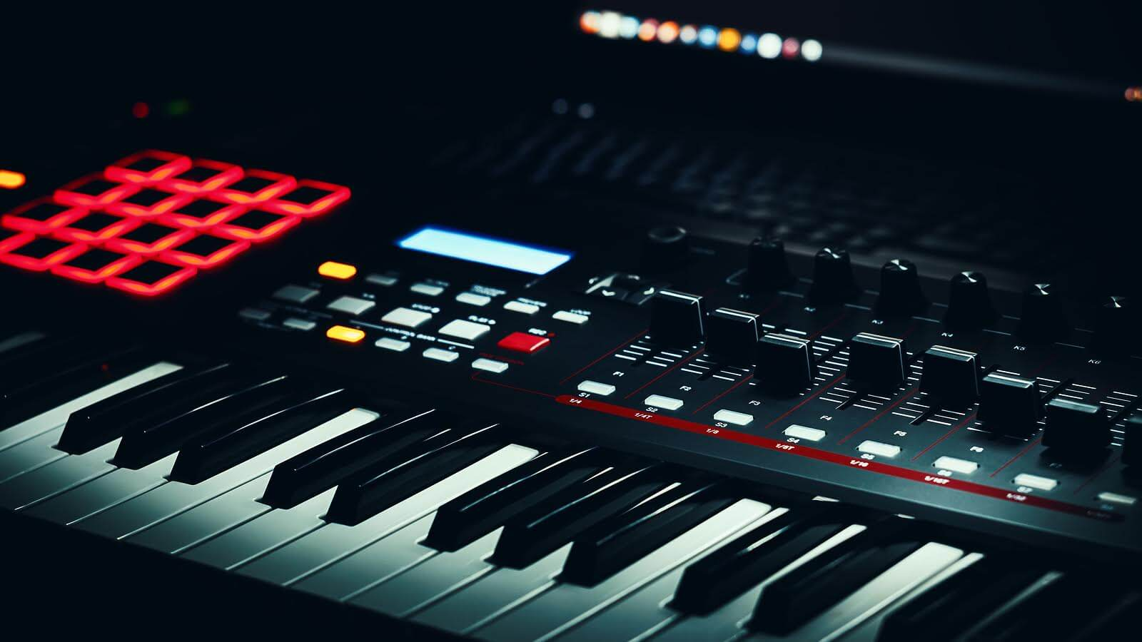 Best 49 Key MIDI Keyboard