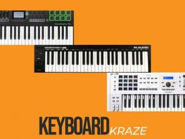 49 Key MIDI Keyboards Review