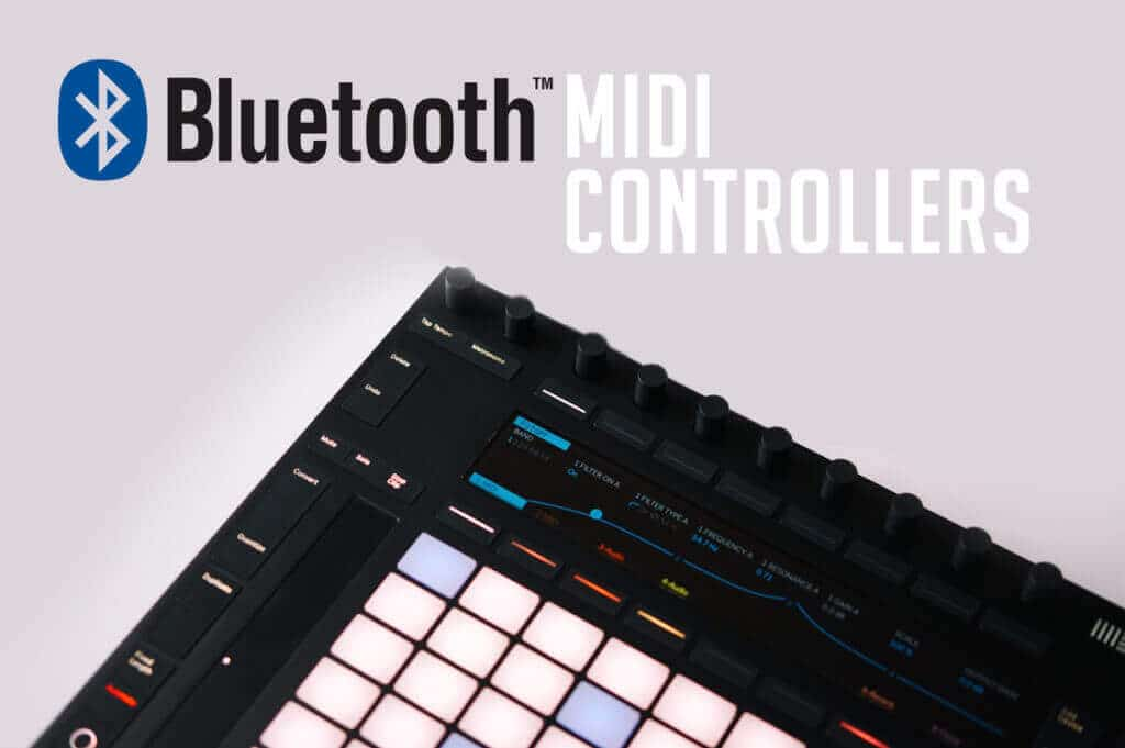 Best Bluetooth MIDI Controller - Wireless Keyboards 2019