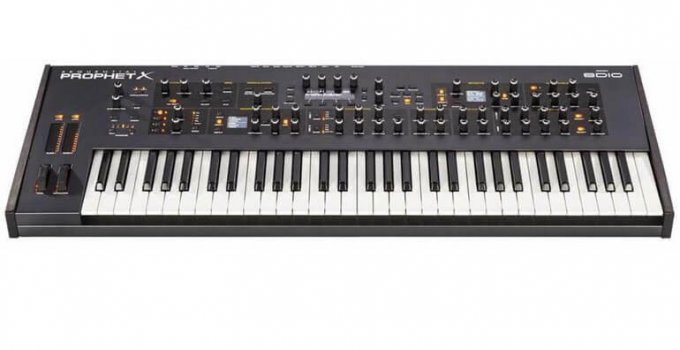 Prophet X synthesizer