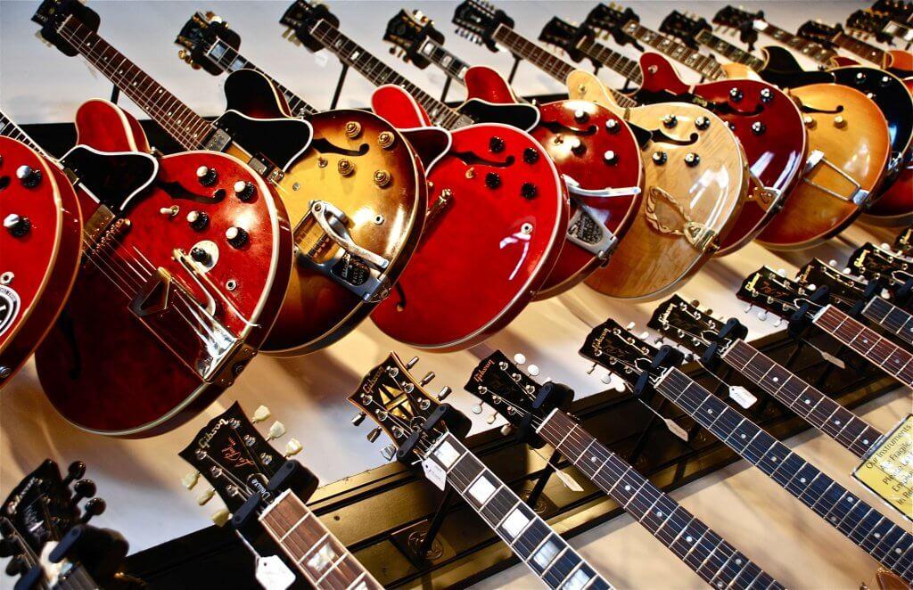 Guitar Polishes