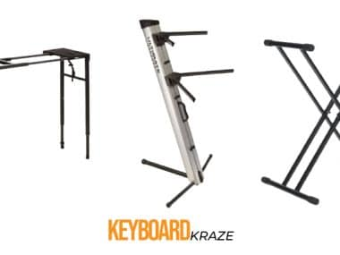 Different Keyboard Stands