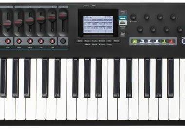 Nektar MIDI Controller
