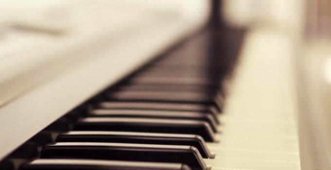 Wireless Digital Piano Keyboard
