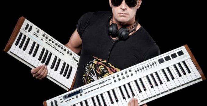 Cool Keyboard Setups For Bands