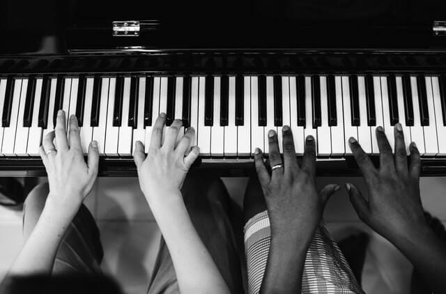 Kids Digital Piano Learning