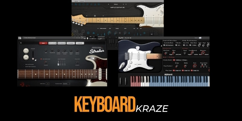 Best Electric Guitar VSTs