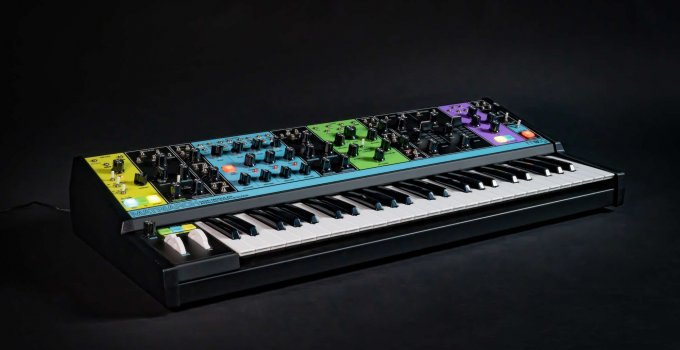 Moog Matriarch Review