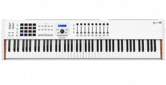 Arturia Keylab 88 MK2 Controls