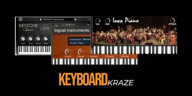 Best Free Piano Plugins