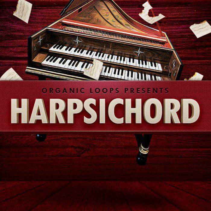 Organic Loops Harpsichord