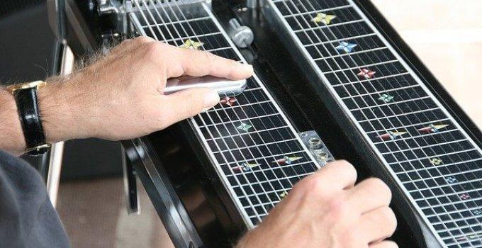 Steel Guitar samples