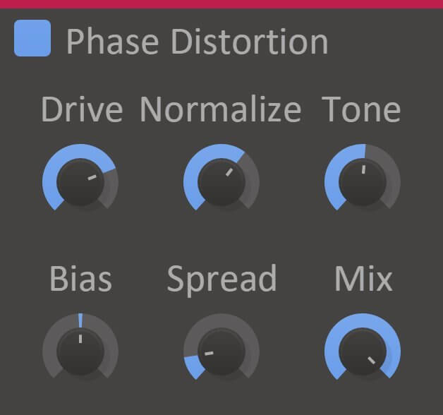 Phase Distortion VST