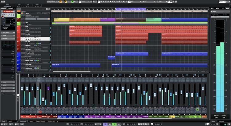 MIDI Keyboard For Cubase