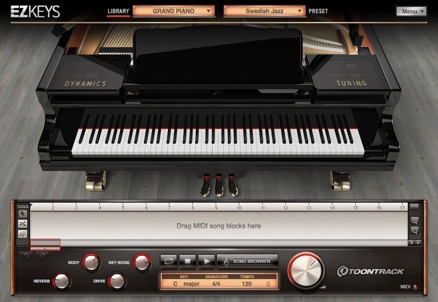 EZ Keys Piano VST