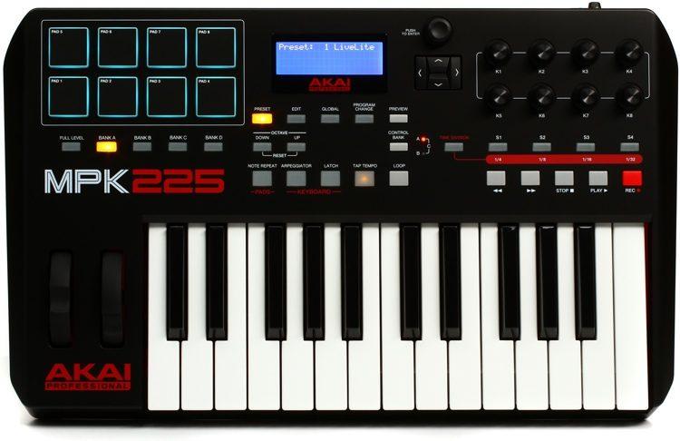 25 key controller