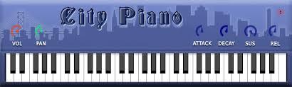 Free City Piano