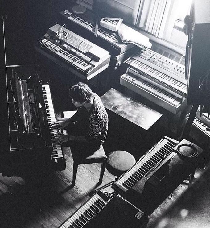 Recording Pianos