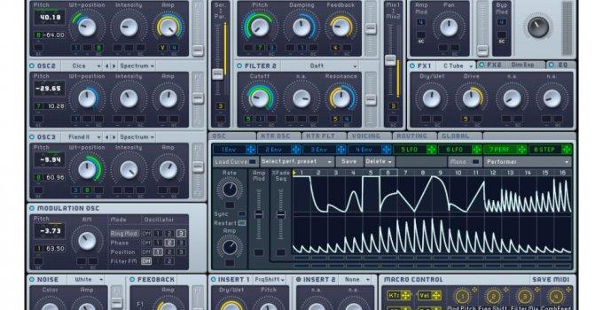 Massive Software Interface