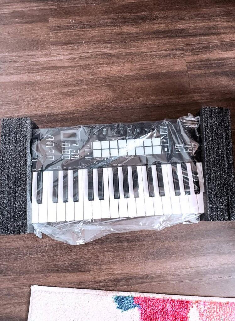 Unboxing Of The Keyboard