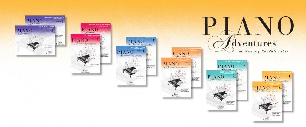 Piano Adventures Series