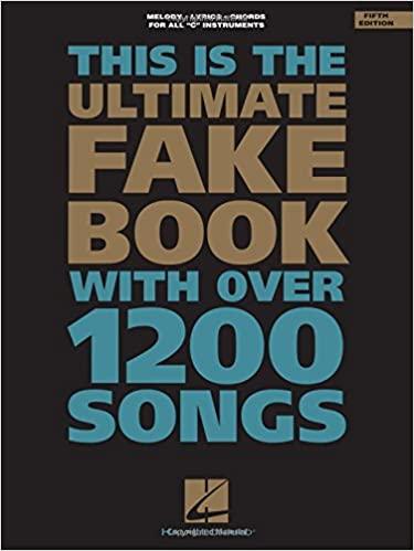Ultimate Fake Book