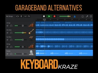 GarageBand Alternatives For Windows