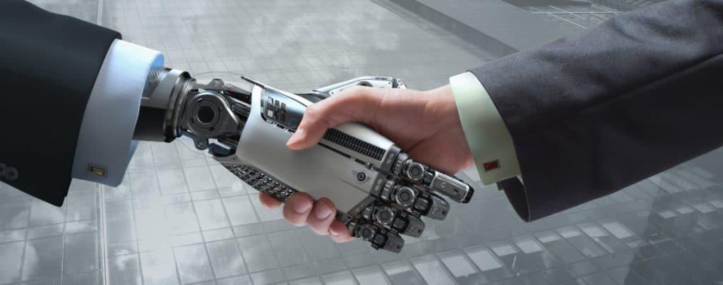 machine and human