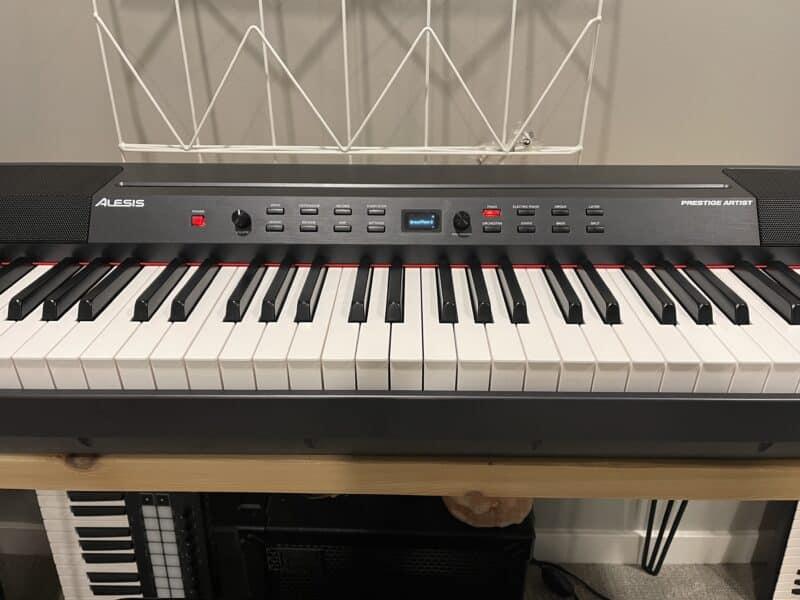 Artist Piano