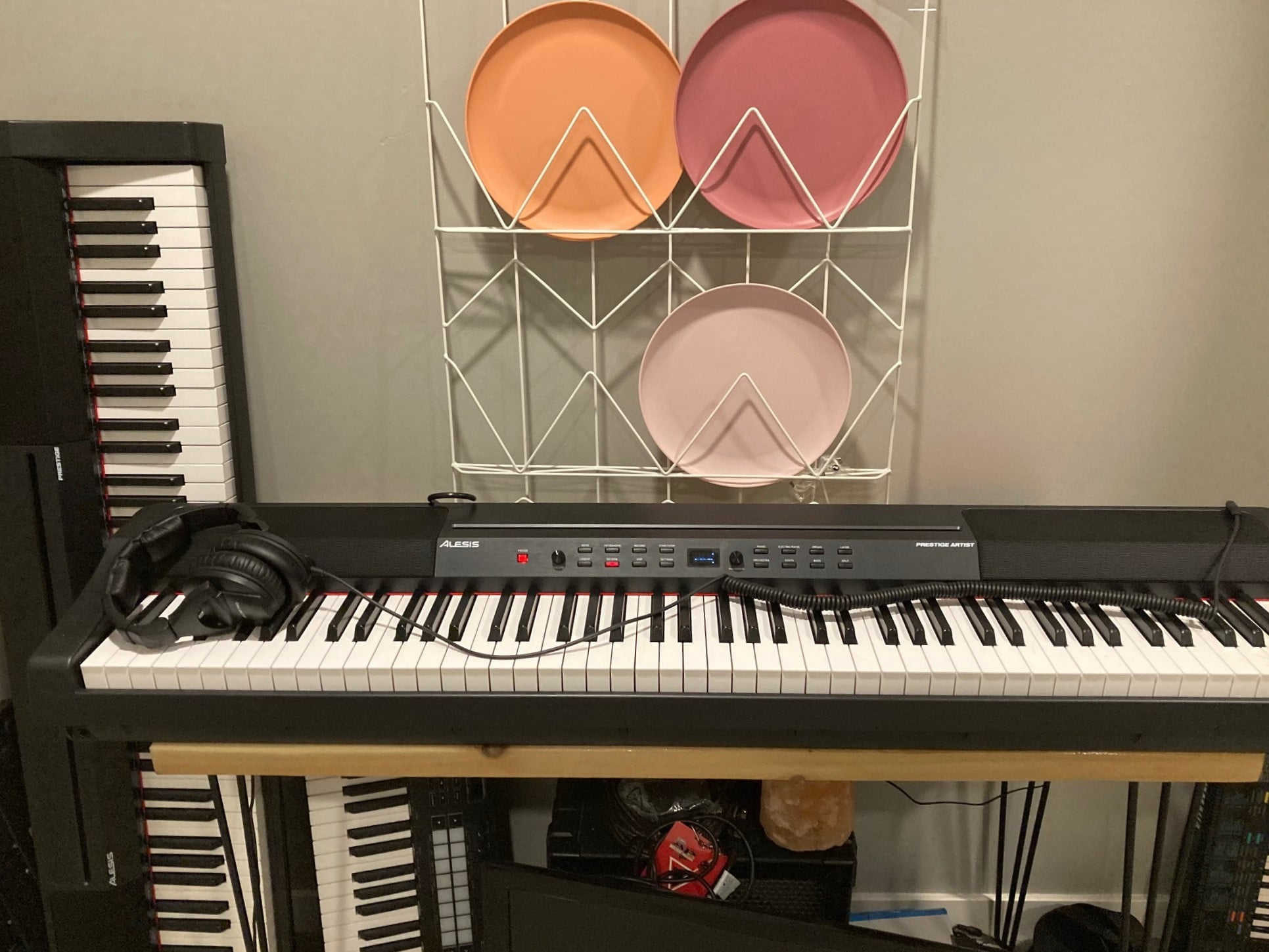 hd 280s with keyboards